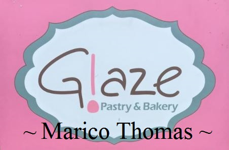 Glaze and Marico Thomas