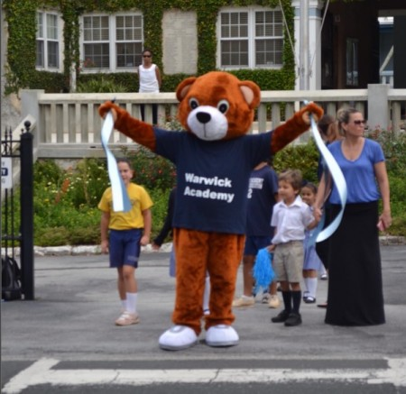 Click here to view the latest publication of the Warwick Academy newsletter - The Bear.